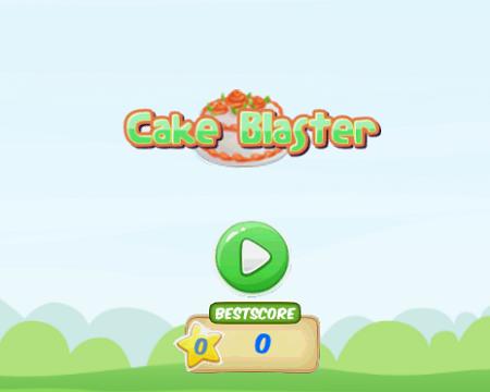 Cake Blaster Match 3 Games