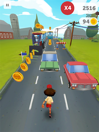 Run Forrest Run  Official Game 1.5.2 screenshot 38100
