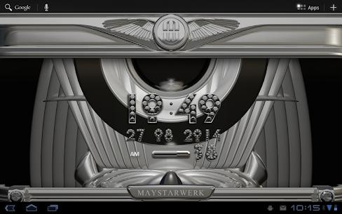 Digi Clock Widget Silver Diamond v2.70 [Paid] APK 6