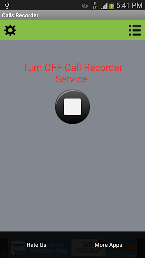 Calls Recorder