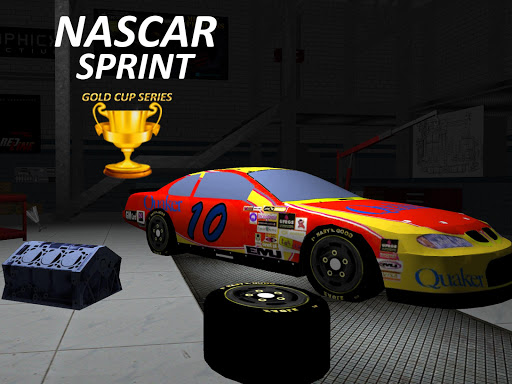Nascar Sprint Gold Cup 3D