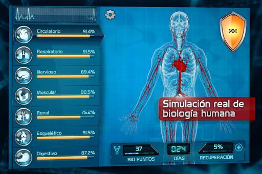 Bio Inc - Biomedical Plague and rebel doctors.  trampa 2