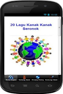 20 Lagu Kanak Kanak Yang Best - náhled