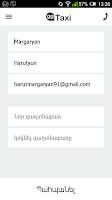 Screenshot of ggTaxi