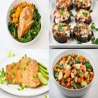 Pescatarian Meal Plans