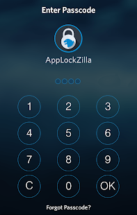 AppLock Zilla: Smart Protector- screenshot thumbnail