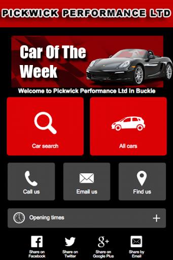 iAuto Test App