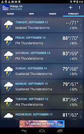 The Weather Channel Screenshot 29