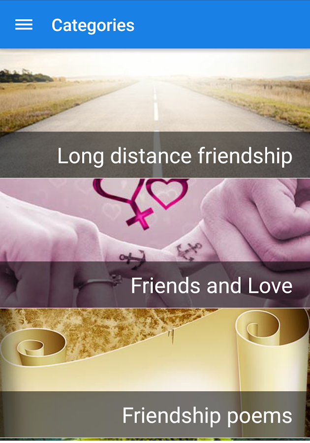 Friendship quotes- screenshot