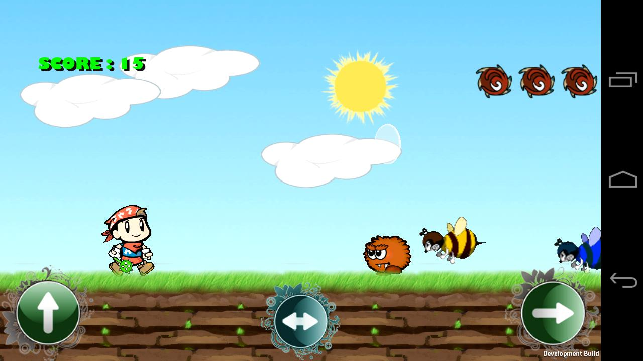 Bumble Bee HD - screenshot