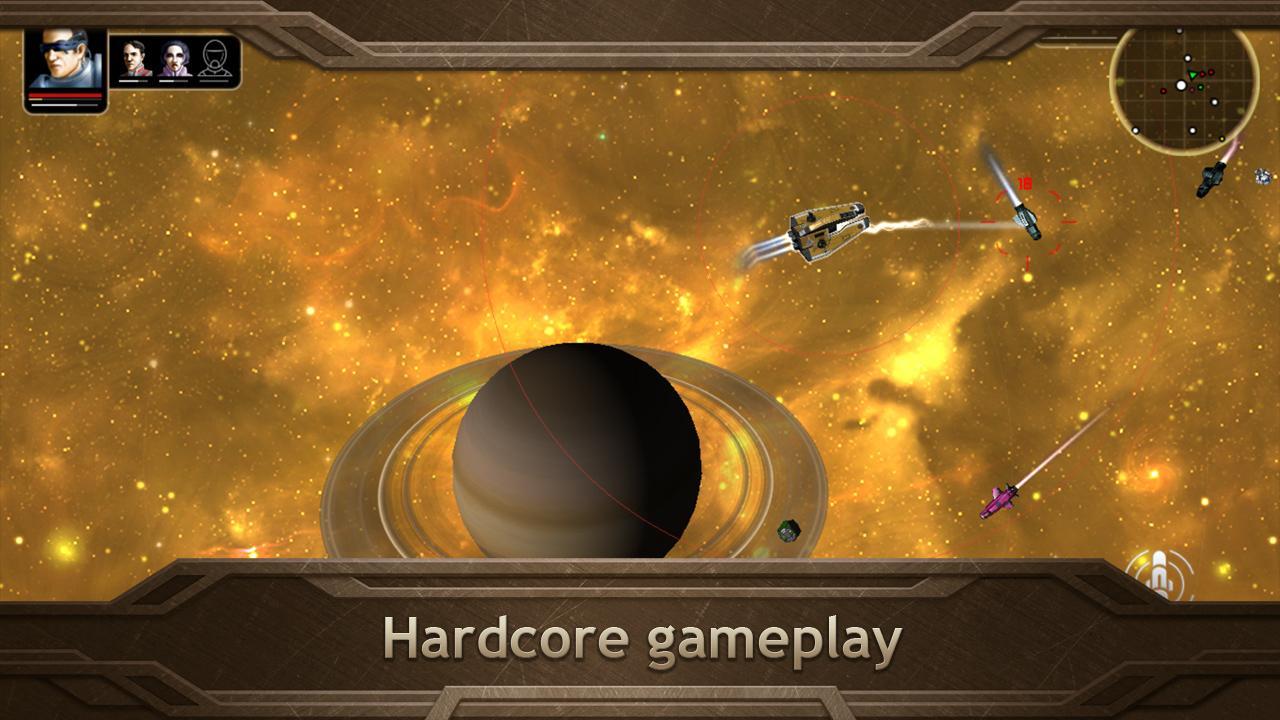Plancon: Space Conflict screenshot #16