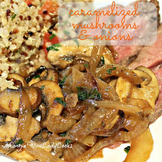 Caramelized Onions Mushrooms Recipes.