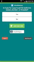 Screenshot of Votter: The Social Voting App