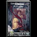 Los Crímenes de la C/ Morgue logo