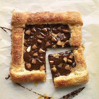 Chocolate-Almond Pastries.