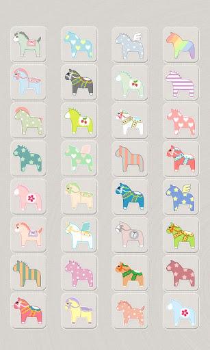 CUKI Theme Dala Horse Icon