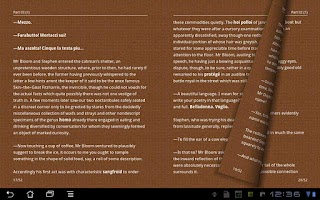 Screenshot of Shakespeare Complete Works