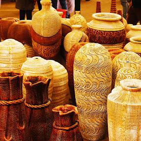 Potters Magic by Avanish Dureha - Artistic Objects Other Objects ( surajpur, handicraft, dureha@gmail.com, pottery, india, avanish dureha, delhi )