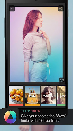 Filter Editor - Photo Effects 1.0.3 screenshot 35552