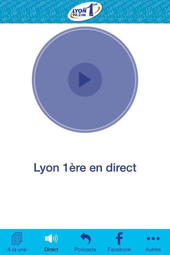 【免費新聞App】Lyon 1ère-APP點子