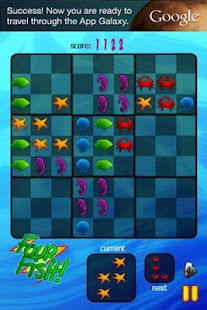 Four Fish Free - screenshot thumbnail