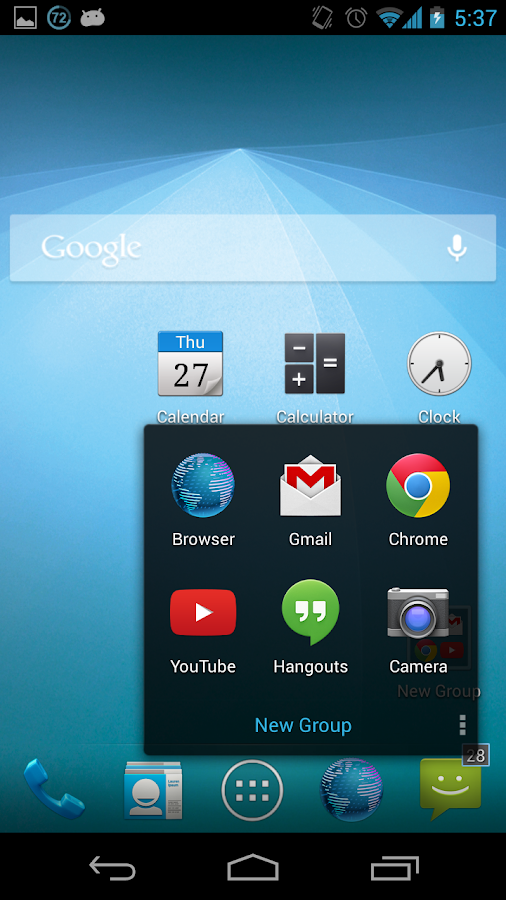 Linpus Launcher Free- screenshot