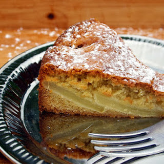 A Very Simple Apple Cake.
