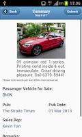 Screenshot of CarAdbooker