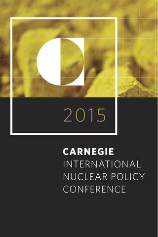 2015 Nuclear Policy Conference