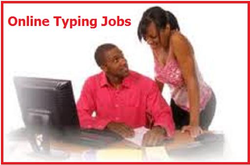 Typing Jobs Online typing jobs