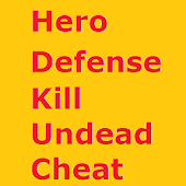 Hero Defense Kill Undead Cheat