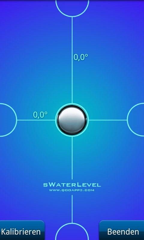 sWaterLevel - screenshot