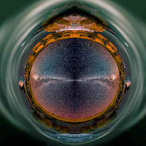 The ring by Ashish Garg - Digital Art Places
