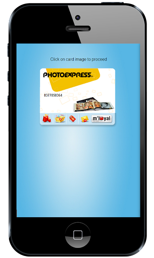 PhotoExpress mLoyal App