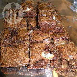 White Russian Brownies.