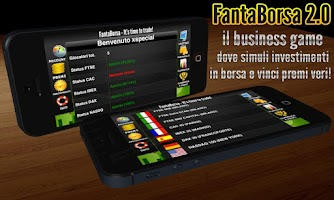 Screenshot of FantaBorsa: Simulatore Borsa