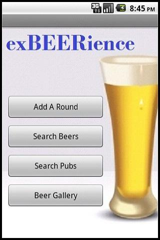 exBEERience - screenshot