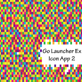 Icon App 2 Go Launcher EX
