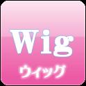 ウィッグ&カラコン通販アプリ logo