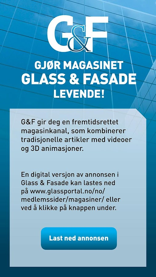 GlassFasade 2