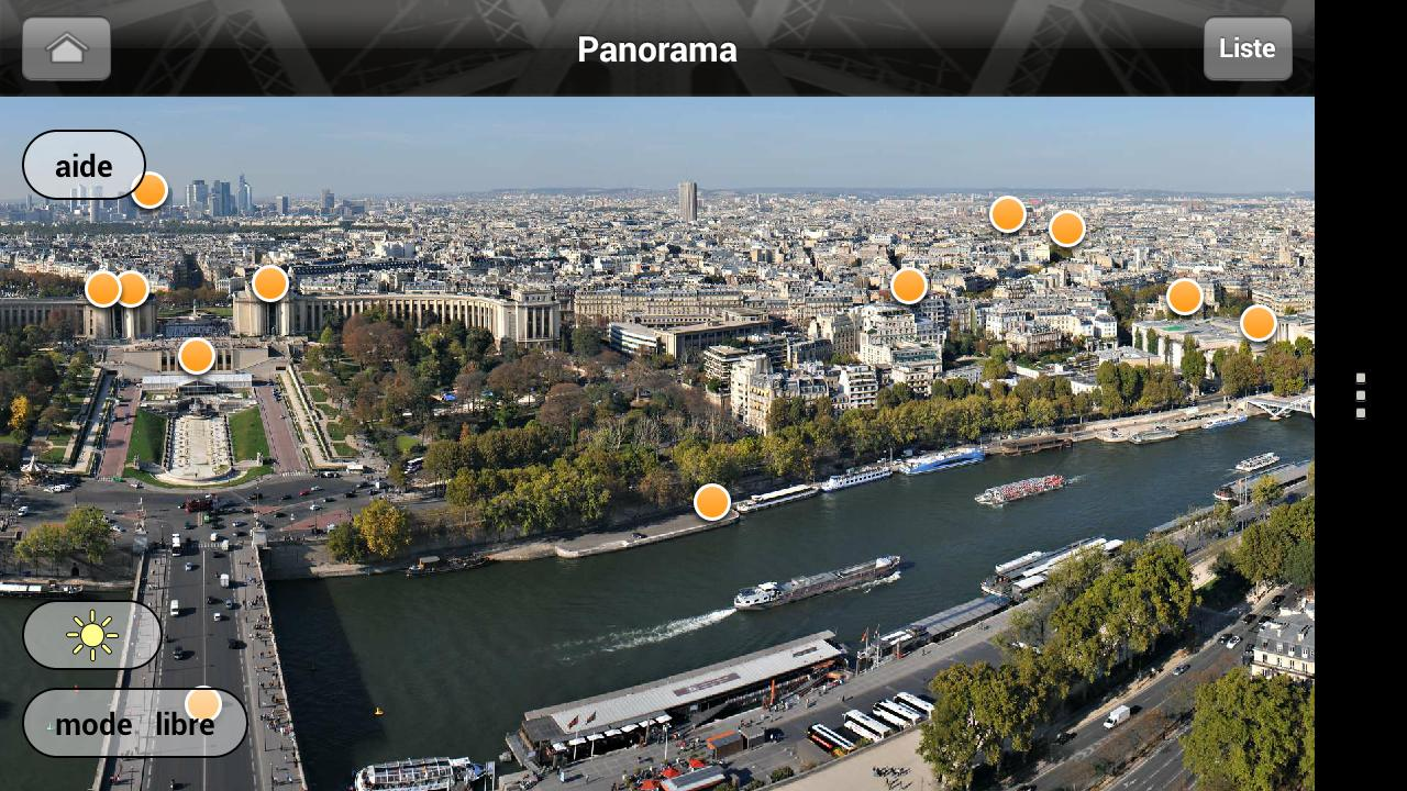Tour Eiffel, guide officiel- screenshot