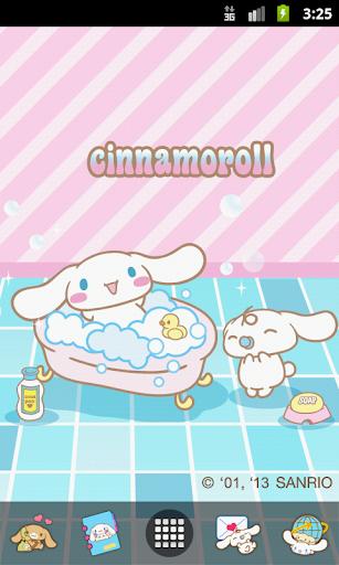 Cinnamoroll Bubble Bath