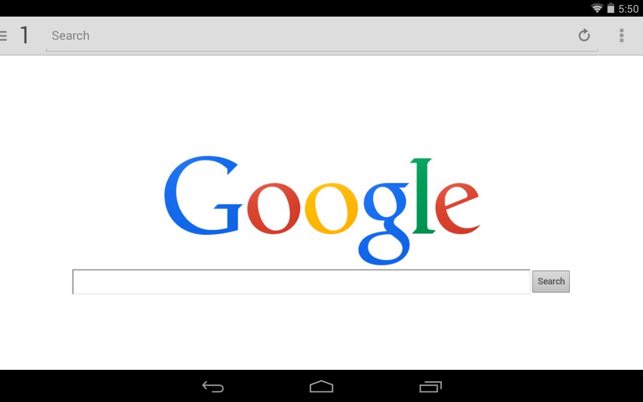 lightning browser screenshot