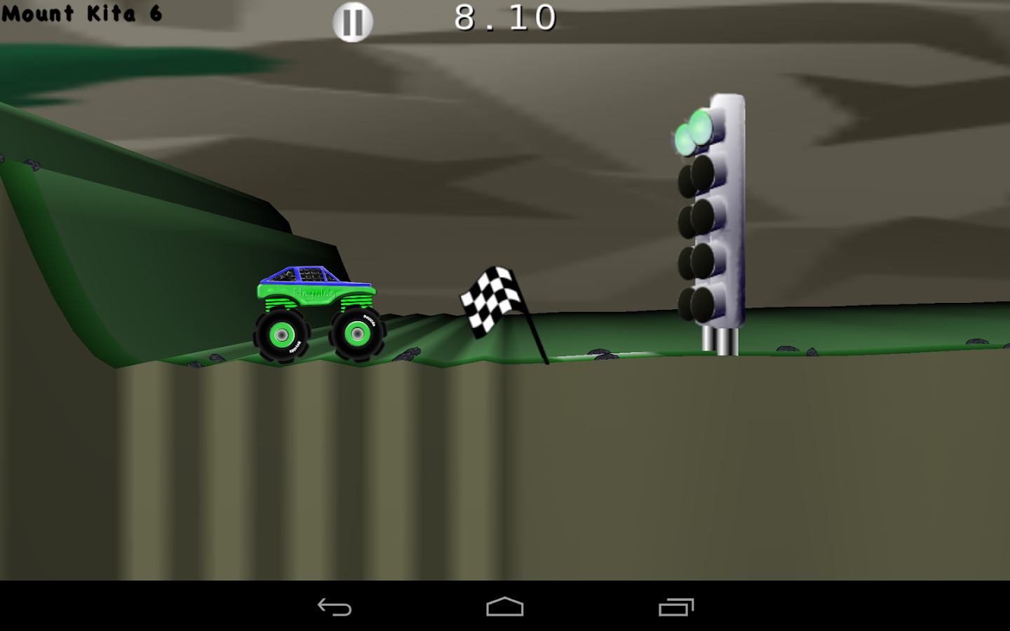 Remote Control RC Car Racing- screenshot