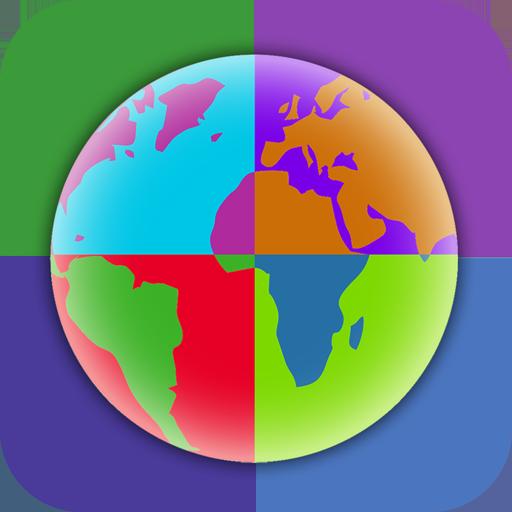 4 Pics 1 Word : Countries LOGO-APP點子