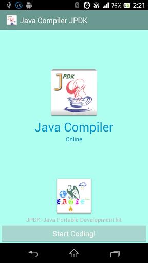 Java Compiler JPDK