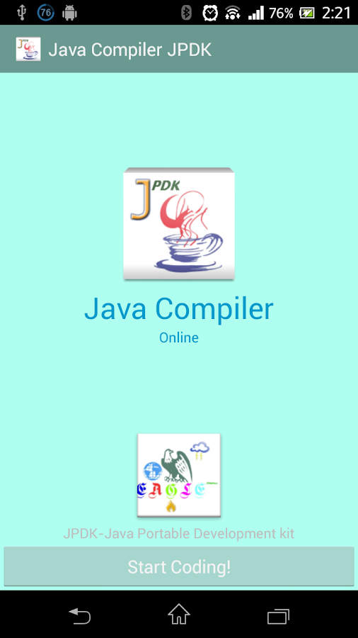 Java Compiler Jpdk Android Apps On Google Play