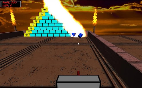 Atomic Brick Breaker 3D - screenshot thumbnail