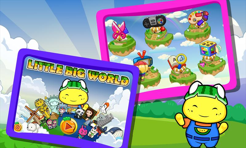 Little Big World (Spanish&EN) - screenshot
