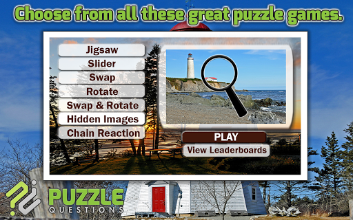 More Free Lighthouse Puzzles